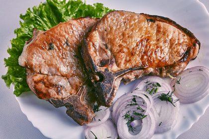 Шашлык Антрекот из свинины
