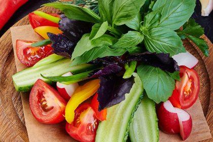 Овощная нарезка